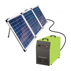 1000W 1.5 Kw Sandi Complete Mini Portable Home Power Off Grid Solar Energy Systems