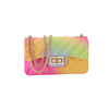 colorful b jelly pvc bag