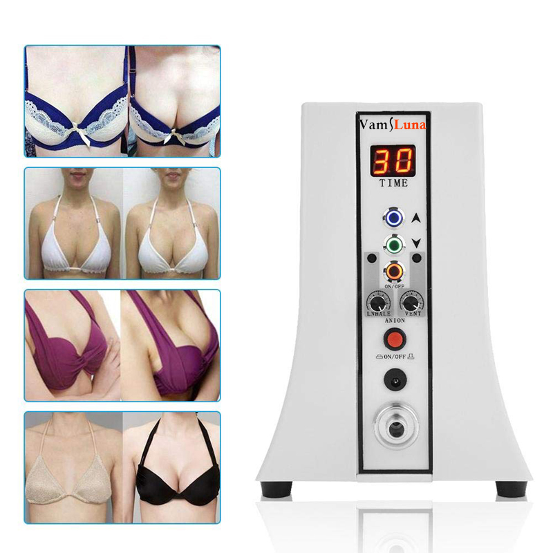Breast Enlargement Vacuum Cupping Electric Pump Massage Machine Body Care Big butt Shaping