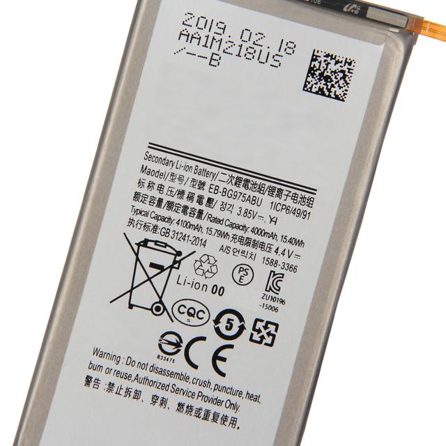 Bateria Compatible con EB-BG975ABU Samsung Galaxy S10 Plus TY BETTERY