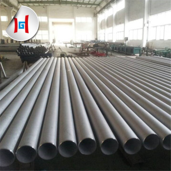 Best Selling seamless welded 304 316 stainless steel pipe/tube price per meter in Chinese market