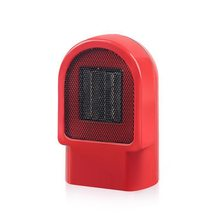 500 Вт Электрический тепловентилятор, мини портативный керамический обогреватель PTC, удобный обогреватель для личного пространства, обогрев...(Китай)