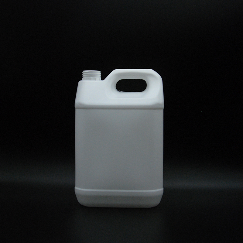 China venda direta da fábrica de plástico PEAD tambor de óleo garrafa de plástico de álcool 1 litro