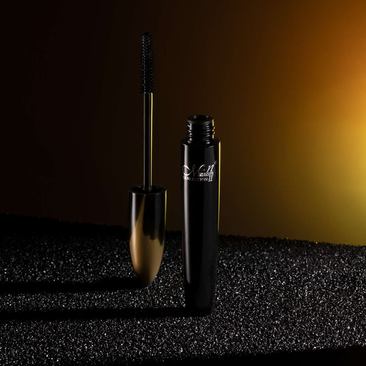 Menow M319 Makeup Lengthening Curling Eyelash 3D Mascara