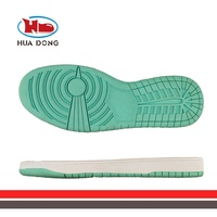 Sole Expert Huadong Wenzhou Sole Factory Made Classic Rubber Outsole For Sneaker