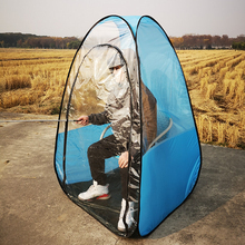 Fty. Membuat Outdoor Musim Dingin Tahan Air Transparan PVC <span class=keywords><strong>Memancing</strong></span> Ikan Mas Pop Up Tenda
