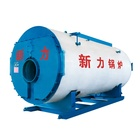 Oil and Gas Fuel Industrial Steam Boiler Generator 1 ton for Beer Factory