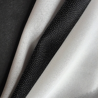 Best quality top fuse woven fusible interlining fabric for mens suit