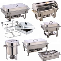 2019 most popular buffet chafing dish use fuel made in China