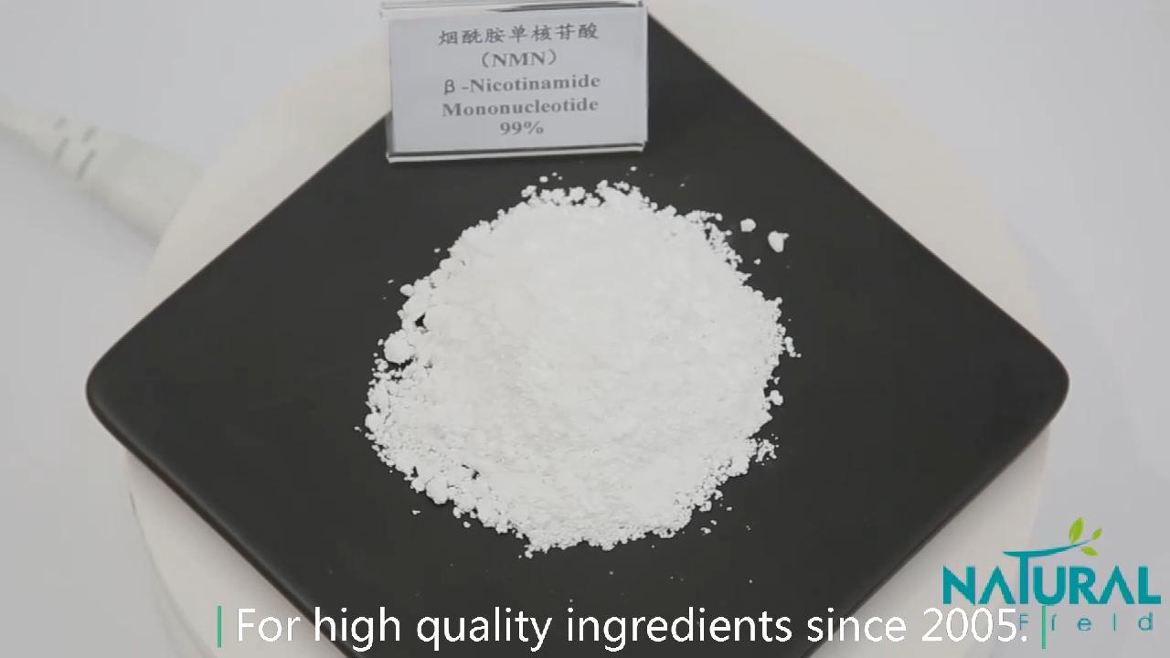 NMN pharmaceutical grade beta Nicotinamide Mononucleotide nmn powder