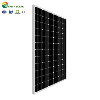 Cheap Monocrystalline 275W 300w Stand Solar Panels For Sale