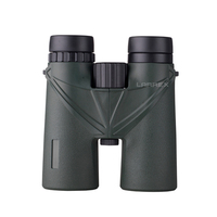 LARREX 2020 Hot Sale Optic 10x42mm BAK4 HD Roof Binoculars Telescope for adults hiking