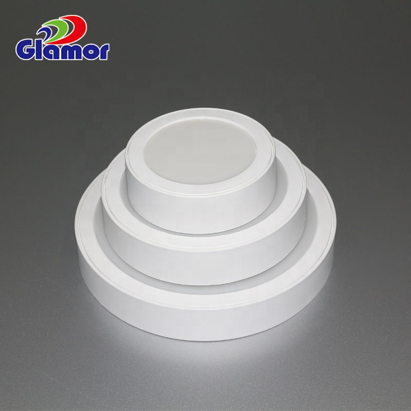 Surface downlight manufacturer EDL series 3W 6W 8W 12W 15W 18W 22W Plastic LED slim recessed down light Built in driver