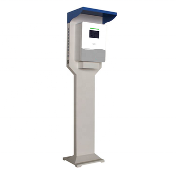 AECharger22KW AC EV charging station with IEC type 2 charging socket support OCPP1.6 Jason for EV Charging Station Wholesale