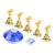 Nail art tips practice display holder tool plastic alloy crystal artificial fake nail holder magnetic nail tips holder