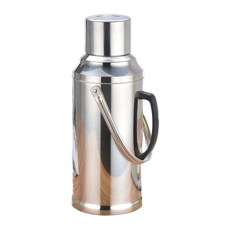 Home use large capacity restaurant hotel stainless steel thermos flask
