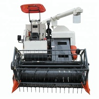 Wishope Machinery Kubota DC70 Similar Rice Combine Harvester for Sale