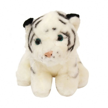 Direct factory price plush toy tiger plush doll baby stuffed animal