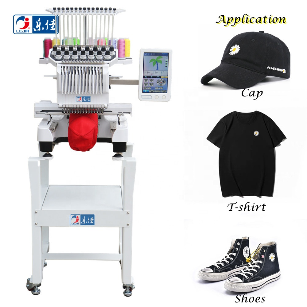 cap hat embroidery machine price