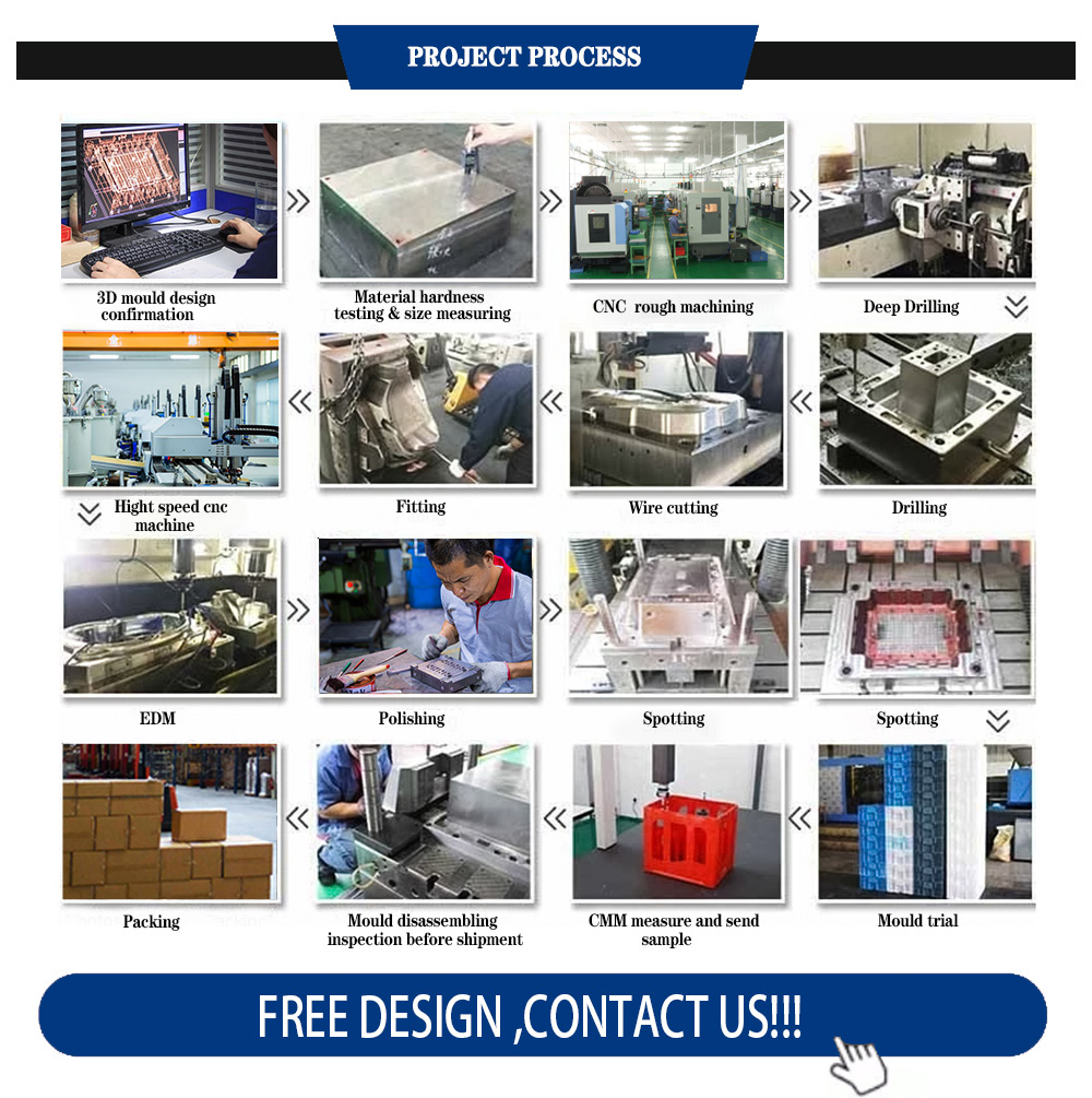 Cheap plastic injection molding/plastics mold making cheap price