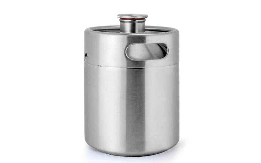 product-Trano-64 oz ss pressurized stainless steel lid dispenser beer growler bottles keg-img