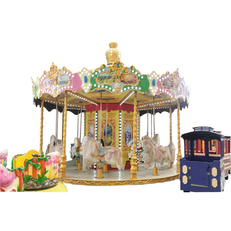 Limeiqi 16 seats Carousel / used merry go round <strong>for</strong> <strong>sale</strong>