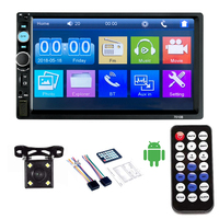 Car 2din video player 7inch Touch Screen car media Player MP5 car radio
