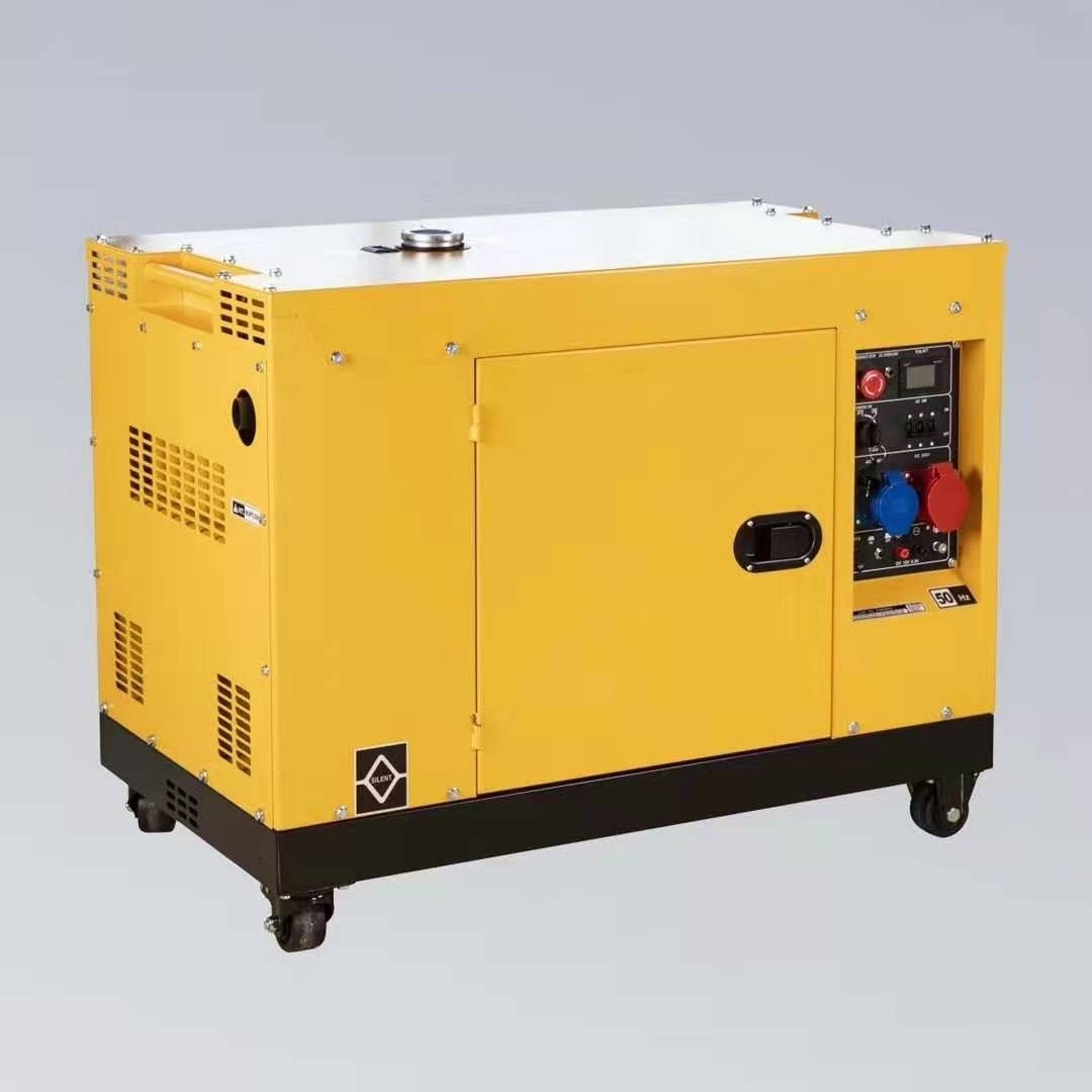 outdoor project portable soundproof 12kw 15kva <strong>diesel</strong> generator price