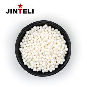 Wholesale Cake Decoration Ingredients Sugar Pearls White 4mm Sprinkles