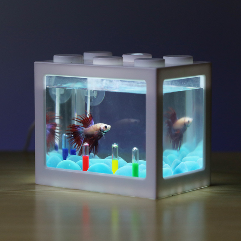 Wholesale Market USB Light led ABS Fishes Accessories <strong>Fish</strong> Tank Aquarium