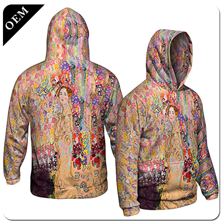 Autumn Custom Printed Workout Oversized xxxxl Zip up Hoodie with Pocket Full Printing Zipper Hoodies for Men