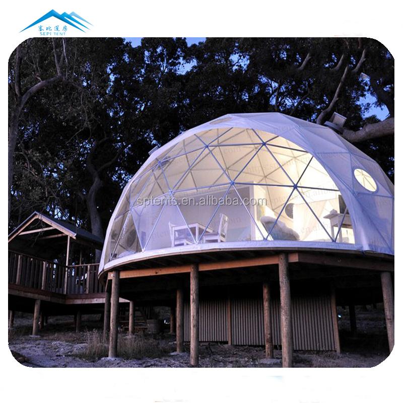4 м 5 м 6 м 7 м 8 м glamping геодезический купол с ветрозащитным