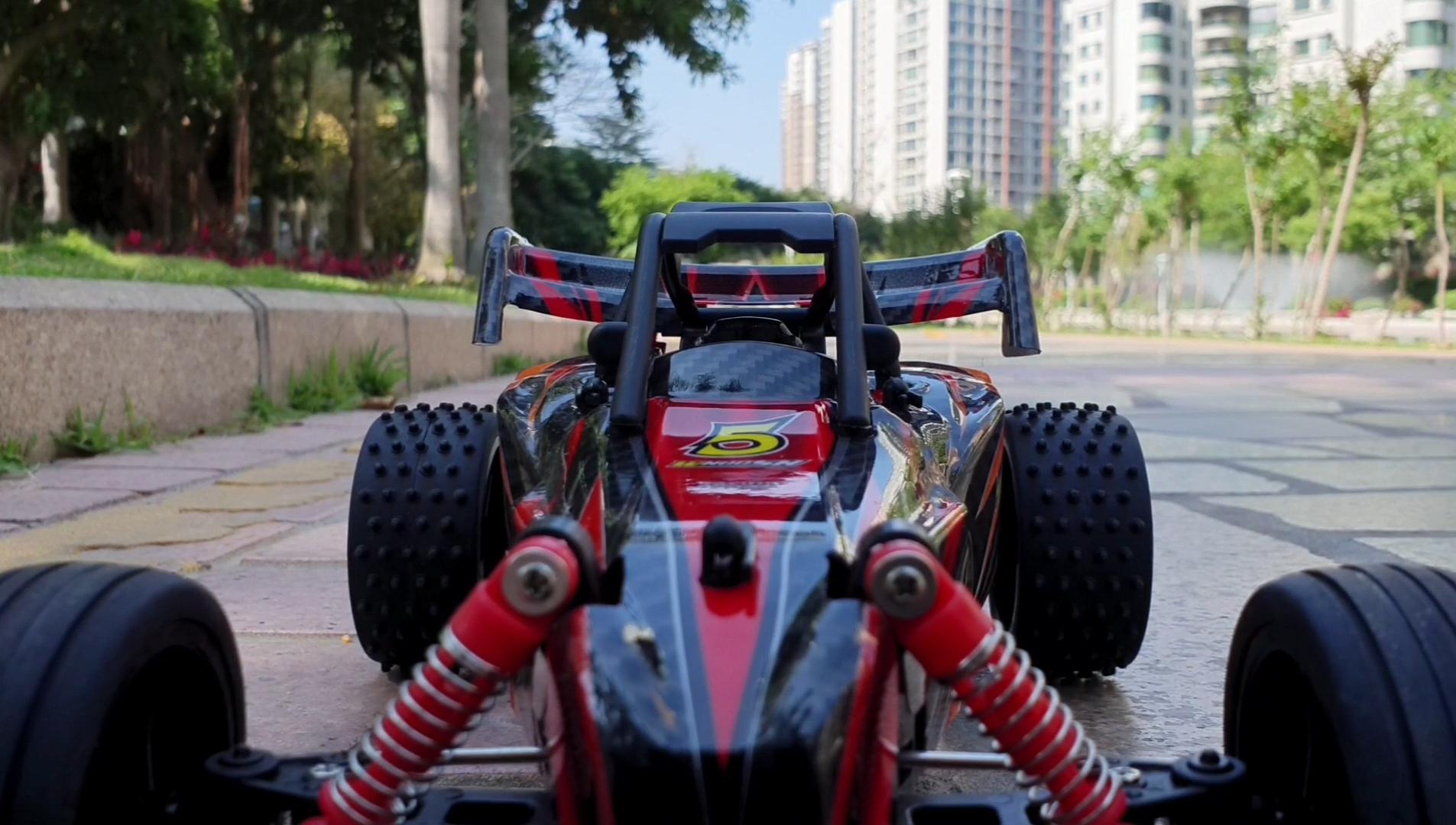 Wholesale Mainan Mobil Kecepatan Tinggi RC Mobil Remote Control Off Road Kereta Mainan Berkualitas Tinggi Radio Control Mainan RC mobil Balap
