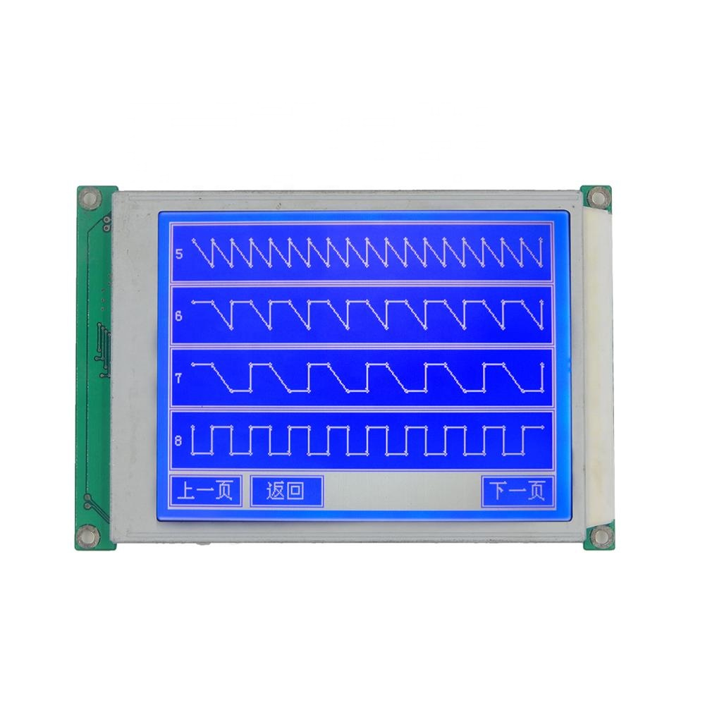 China supplier small 5.7 inch 320x240 graphic 16pin STN monochrome 320x240 lcd display module