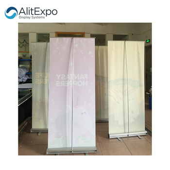 Advertising Pull up Banner Roll Up Banner Stand for Event