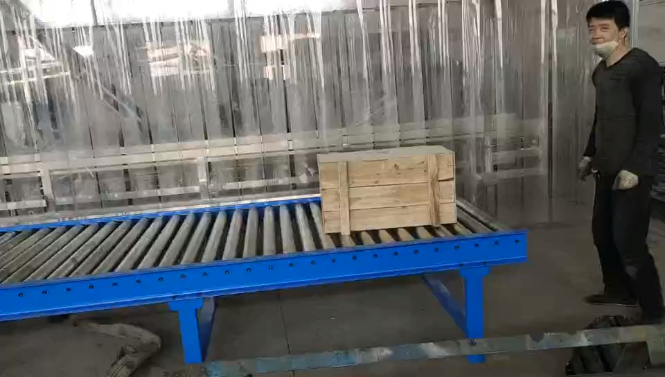 largest roller conveyor manufacturers in china