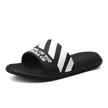 Boys,White Rubber Slippers,Custom Made