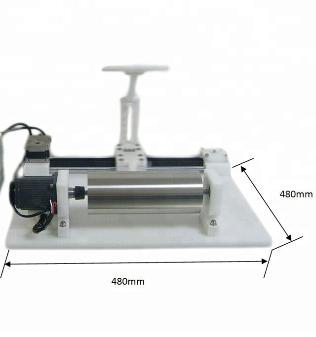 electrospinning rotating drum collector for electrospinning for the nanofiber electrospinning system