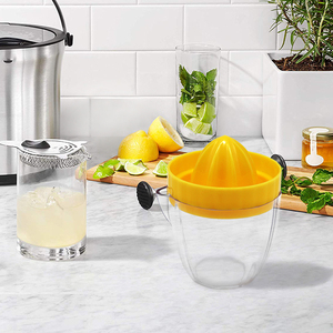 Hot Sale Non-Stick Kitchen Tool Squeezer Manual Fruit Juicer Lemon Juicer