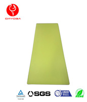 Eco Friendly Pilates wholesale hot PU yoga mat