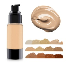 Hot Make Prive Make Liquid Foundation Vloeibare 12 Kleuren