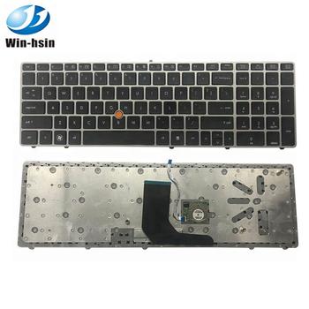 Sans Cadre Clavier D'ordinateur Portable Américain Pour Hp