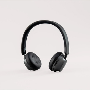 Fashionable foldable bluetooth headset wireless sports earphones high quality comfortable lightweight head-mounted headphone