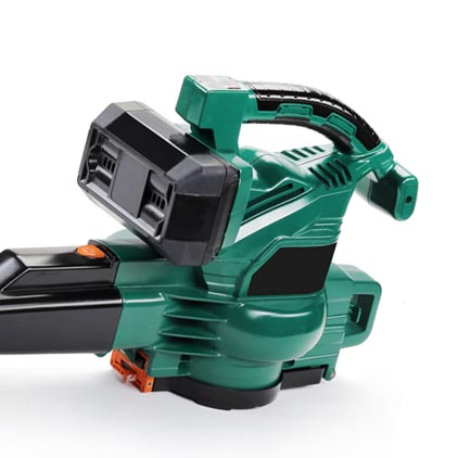 EAST 40V Power 2in1 Vacuum Leaf Suction Machine and Leaf Blower