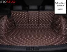 ETOATUO пользовательский автомобильный коврик для багажника Chery, все модели Tiggo 5 3 7 ARRIZO 5 3, автомобильные аксессуары, автомобильные Стайлинг, ав...(Китай)