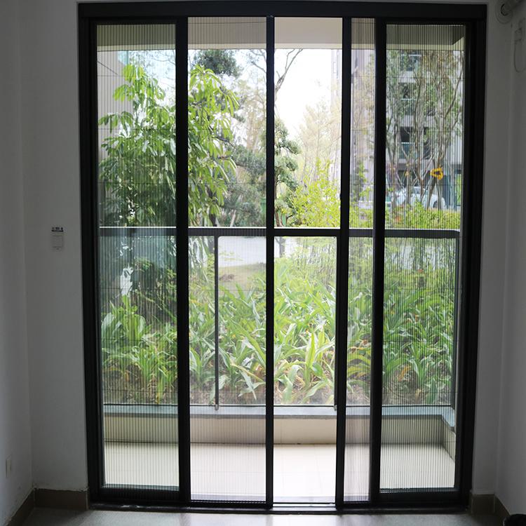 Neue Produkt Feuer prävention Hotel Tür Bildschirm PVC Moskito Fenster Bildschirm Rahmen