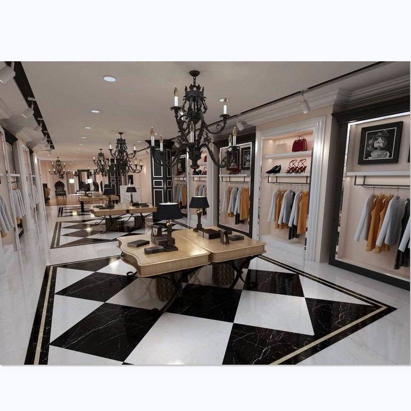 Retail Womens Clothes Shops Ladies Fashion Stores Display Furniture Design