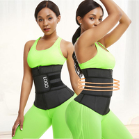 New Design High Quality Fashion Steel Boned Body Shaper Sport Girdle women waist trainer Belt