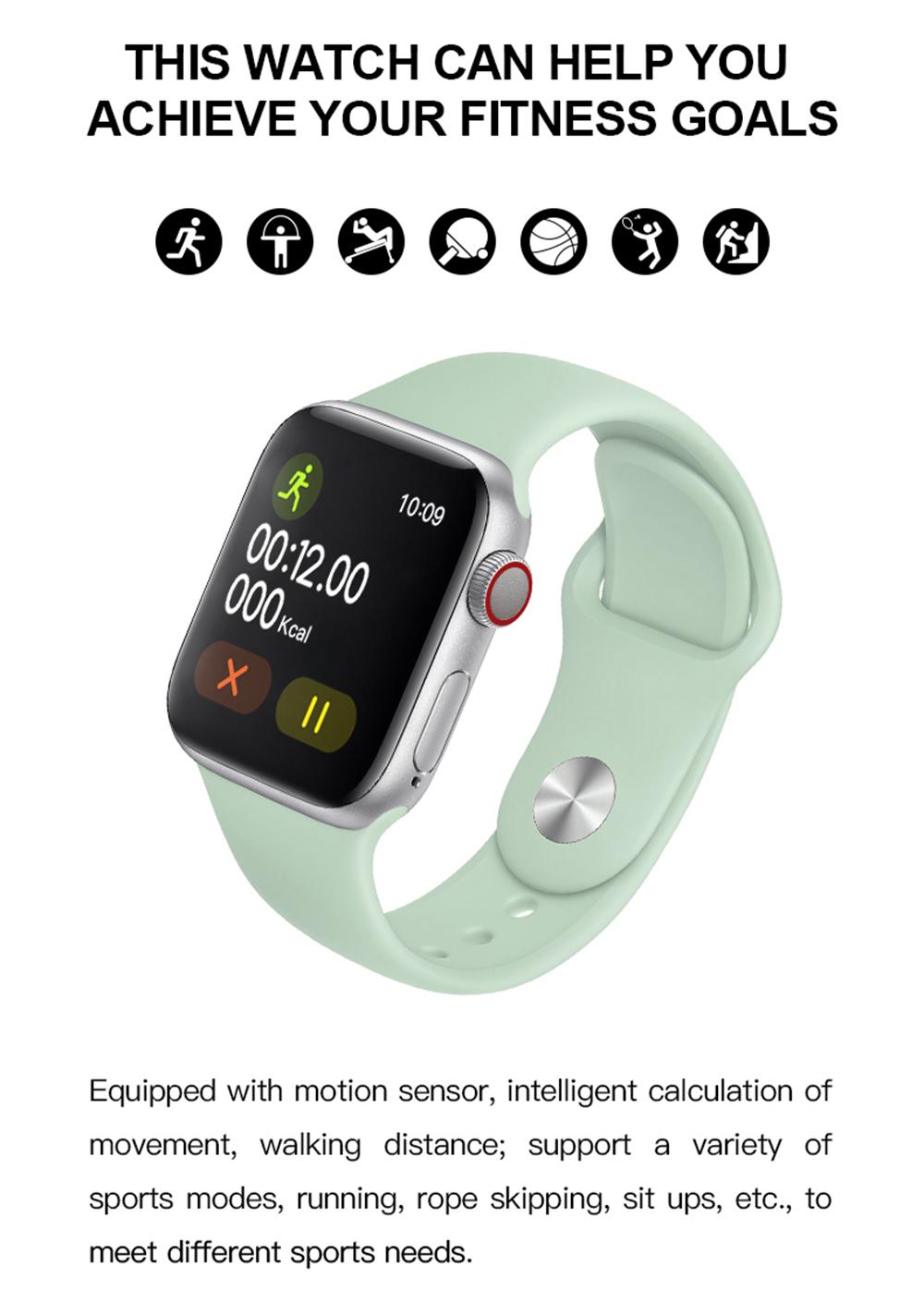 T55 Bt Call 1.54inch Smart watch Sport with 2 Straps Cellular Menu Dual Mode Fitpro App Fitness tracker Smartwatch T55