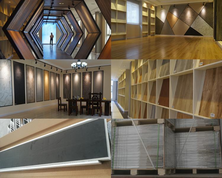 high quality green building best price unilin lock vinyl plank SPC flooring